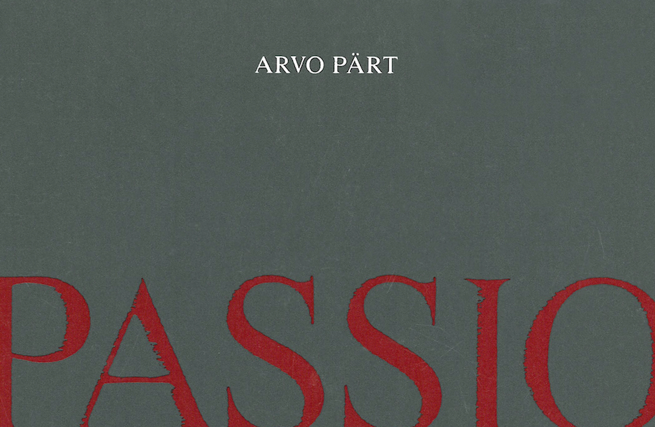 Arvo Pärt in the Marketplace