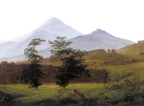 Between Pastoral and Nature: Beethoven's Missa Solemnis and the Landscapes of Caspar David Friedrich