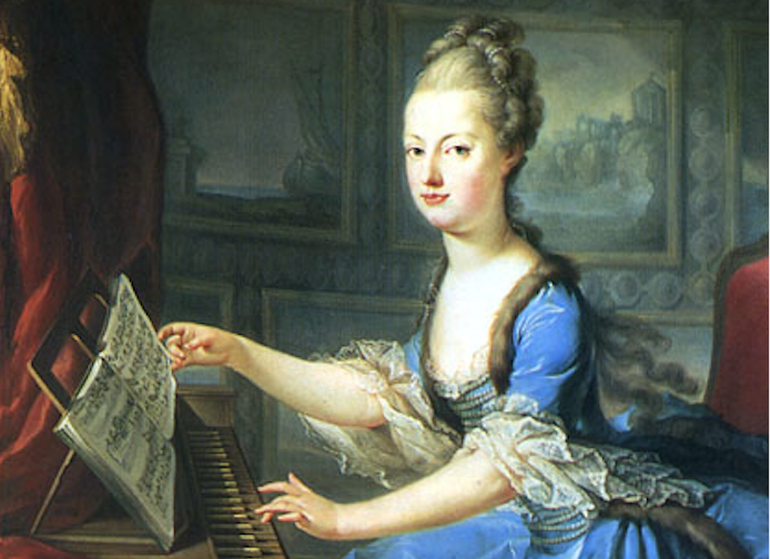 Music in the Court of Marie-Antoinette