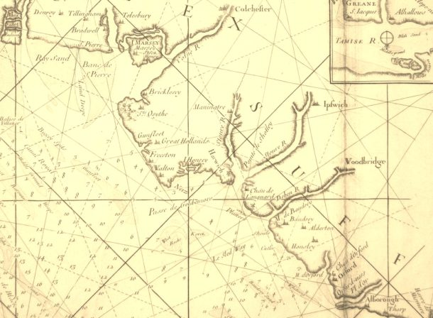 The Nautical Legacy of Ralph Van Williams: Topographies of Shore