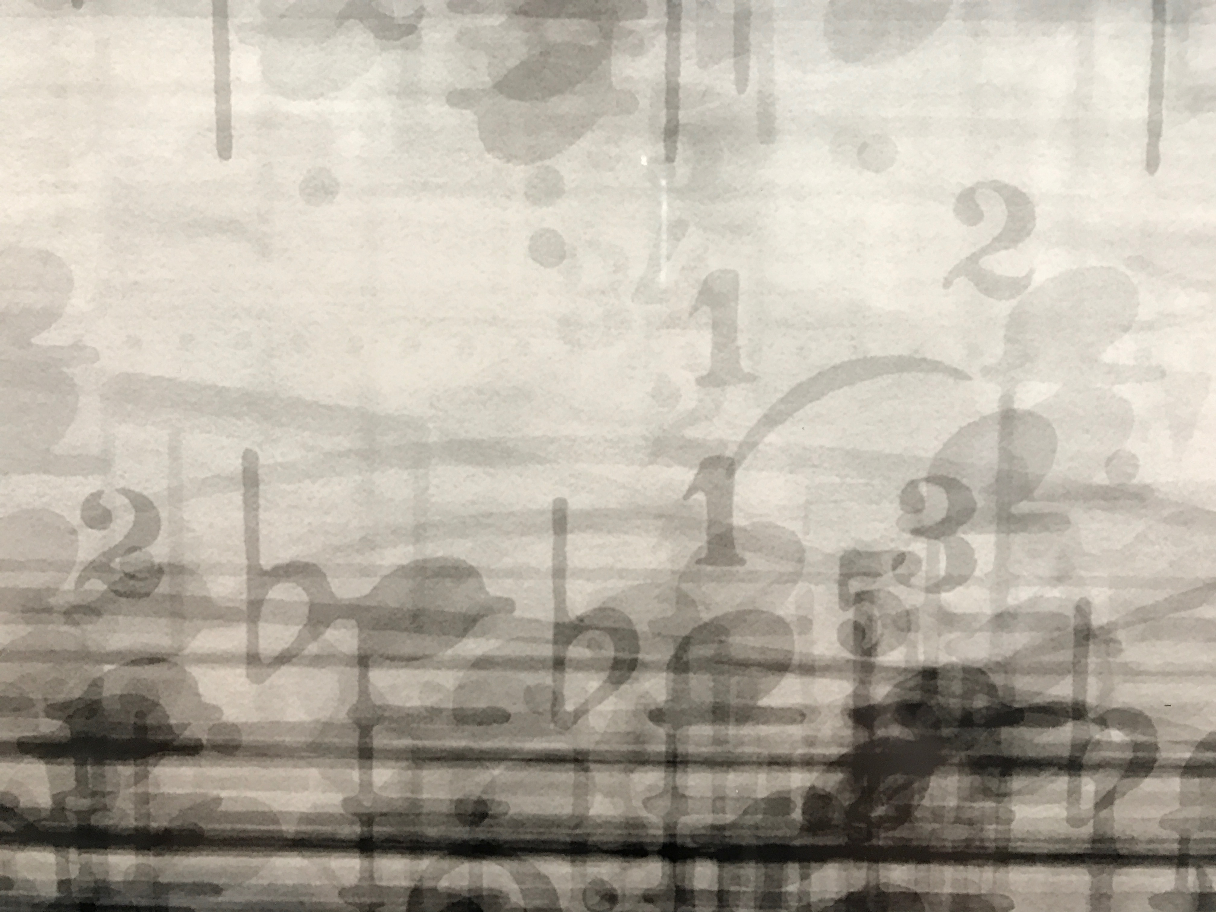 Idris Khan and the Poetics of the Score